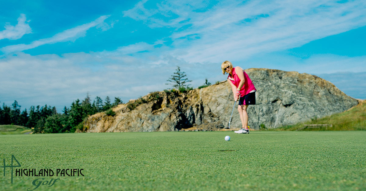 Highland Pacific Golf Course Ladies' Night