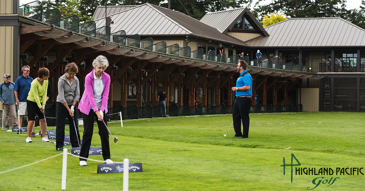 Highland Pacific Golf Chipping Lessons